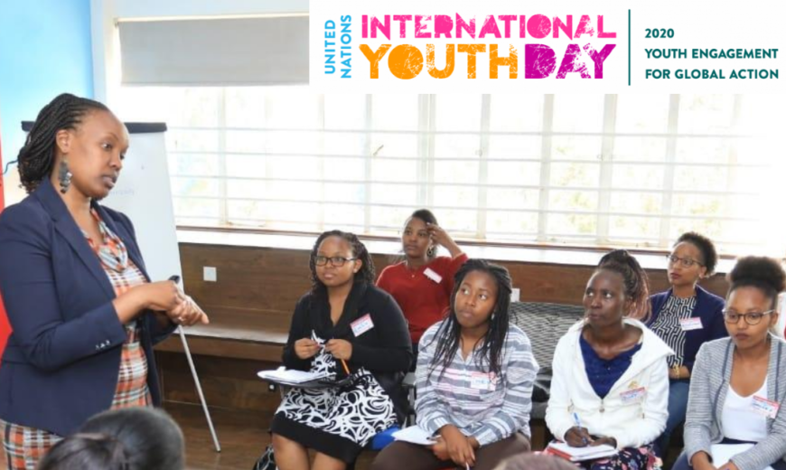 INTERNATIONAL YOUTH DAY-2020