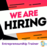 entreprenuership trainer