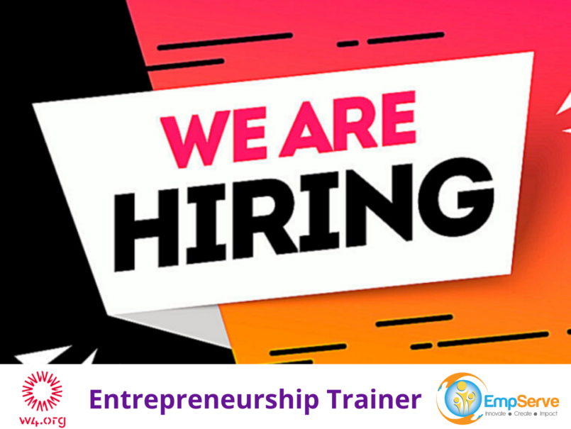 entreprenuership trainer